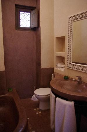 Riad les Inseparables: The En-suite