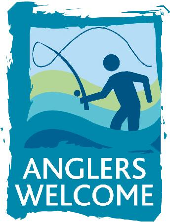 Carrowntober House: Anglers Welcome
