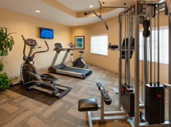 The Inn at Marina del Rey: New Fitness Room