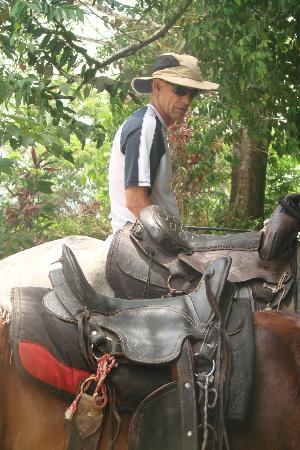 Pavones Yoga Center : horseback riding