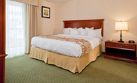 White River Inn and Suites: King Suites