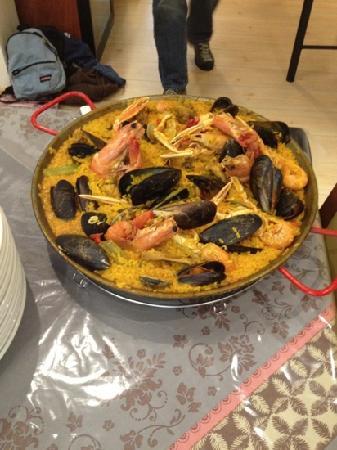 Casa Juan : Paella