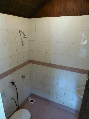 Shower/wetroom