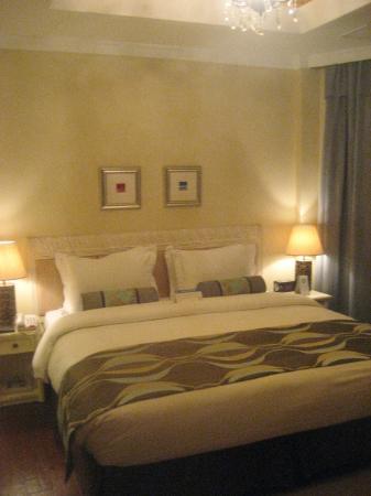 JPark Island Resort & Waterpark, Cebu : Bed room