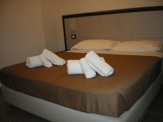 Park Hotel Cilento: letto