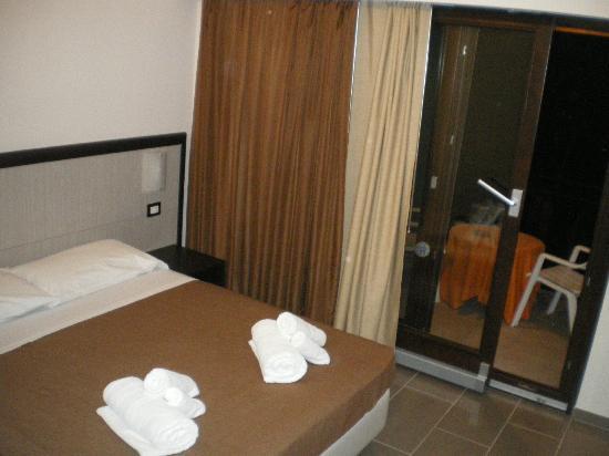 Park Hotel Cilento: camera