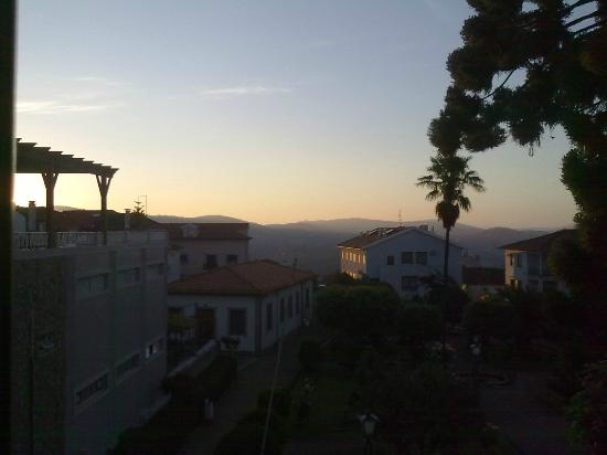 Casa dos Rui's Turismo Real: Sunrise from my room