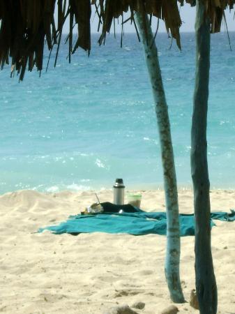 Isla Baru, Colombia: isla Barú. Playa Blanca