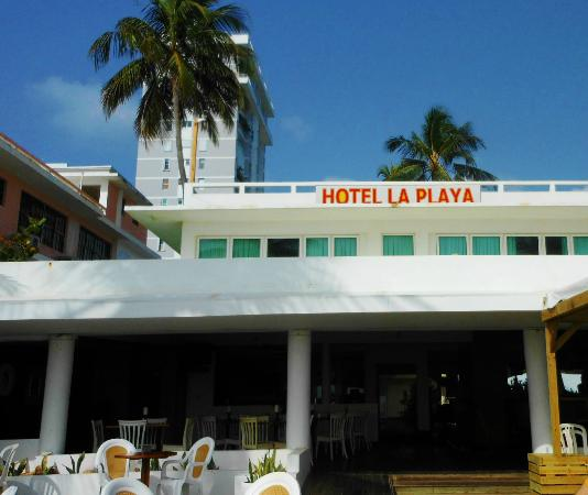 La Playita: Hotel