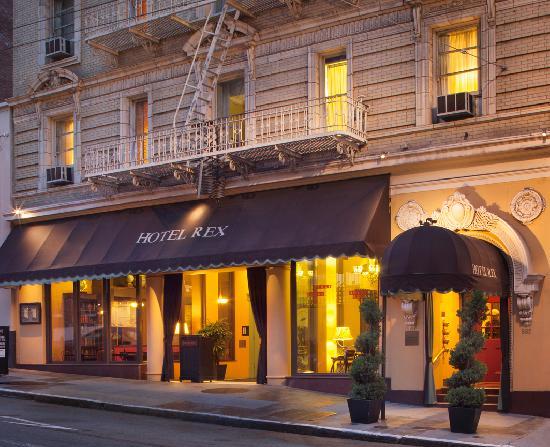 Hotel Rex San Francisco : Exterior