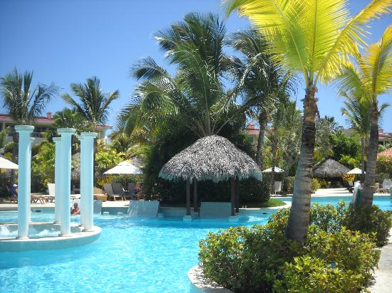 Melia Caribe Tropical All Inclusive Beach Golf Resort Royal Service Pool