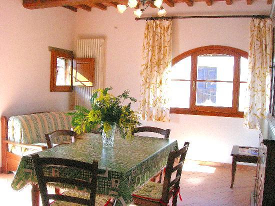 Agriturismo Renai e Monte: PINI apartament- kitchen