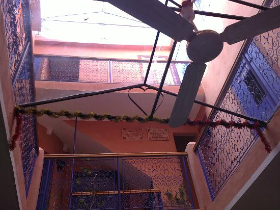 Amour de Riad: Patio