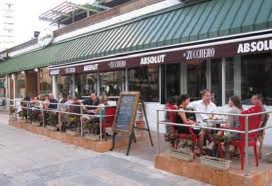 Di Zucchero Restaurant & Lounge: Ambiente!