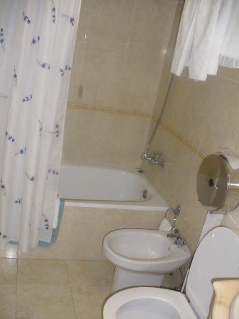Residencia Alicante: baño