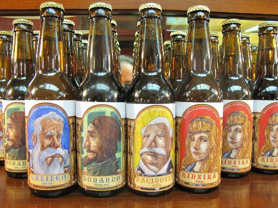 La Loggia: le nostre birre