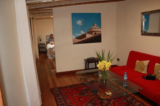 Second Home Cusco: our suite