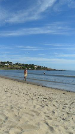 Uruguay: Playa Piriápolis