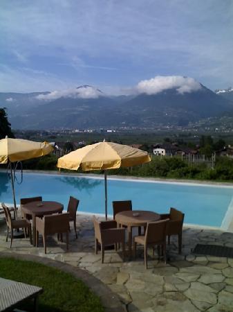 Leading Health Spa Villa Eden : piscina esterna