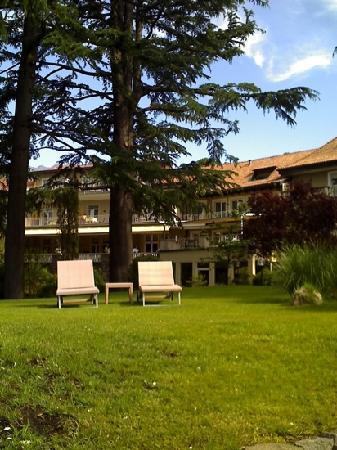 Leading Health Spa Villa Eden : giardino