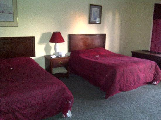 Travel Inn: double room