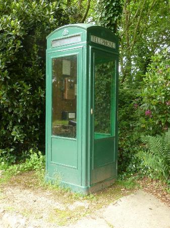 La Seigneurie: Last hand-wound telephone