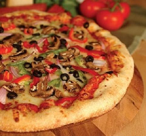 Taster's: Best pizza in town!