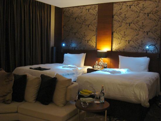 Fairmont Bab Al Bahr: Habitación doble