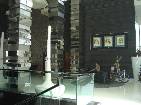 Fairmont Bab Al Bahr: Lobby del hotel