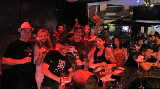 Rock Bar: BIG PARTY!
