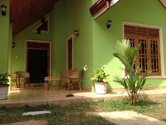 Nature Resort Tissamaharama: The house