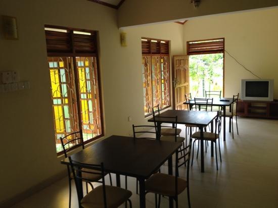 Nature Resort Tissamaharama: inside the house