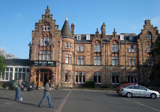 The Station Hotel Perth, Scotland