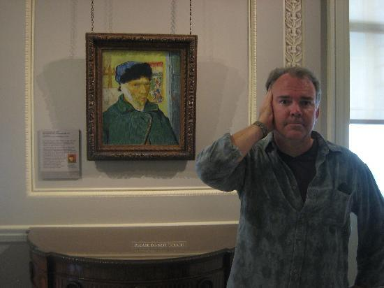 The Courtauld Gallery : Ouch!