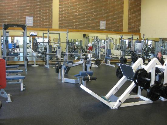 Spokane Club Inn: Gym