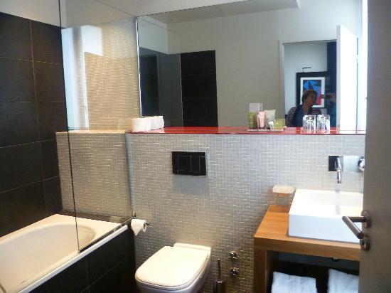 Fred Hotel: wc