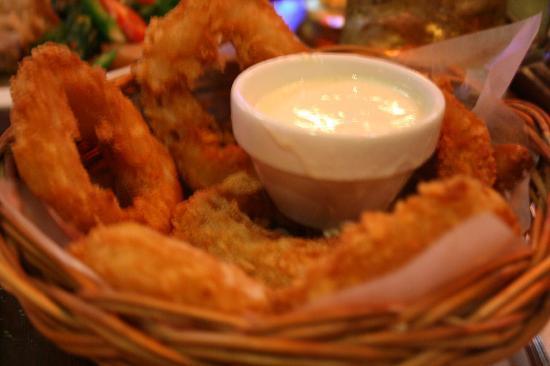 Gullivers: Onion Rings