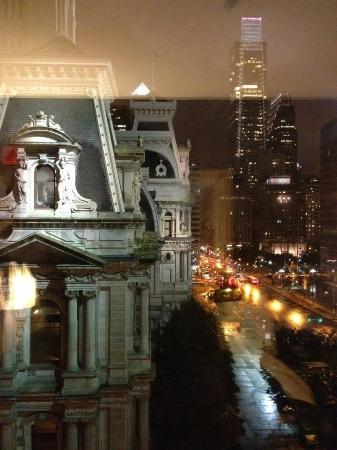 Residence Inn Philadelphia Center City : My awesome view from my room
