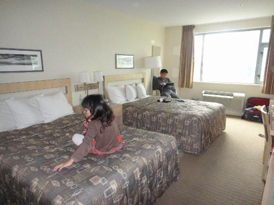 Quality Hotel Airport South: Good size room and nice comfortable beds