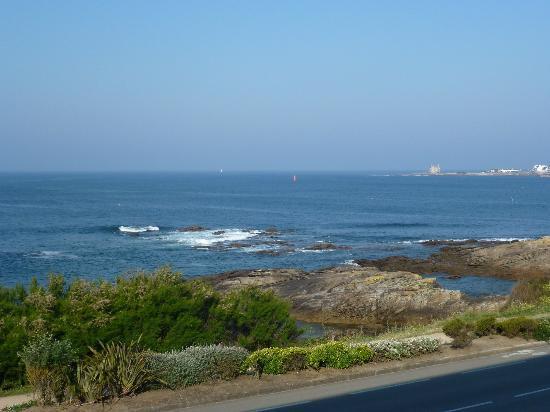 Hôtel La Petite Sirène : vue pleine mer