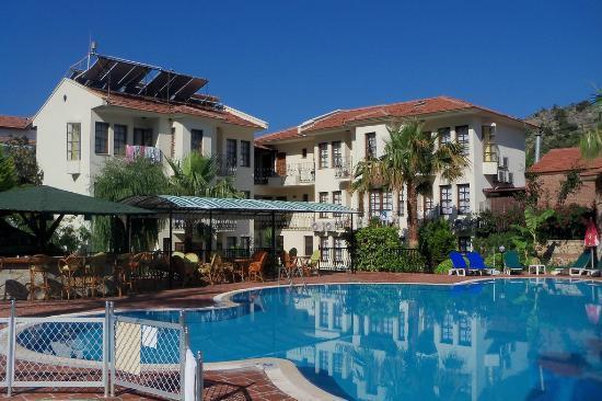 Mavi Belce : Pool area