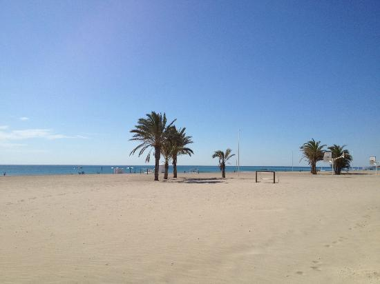 Playa de San Juan: spiaggia