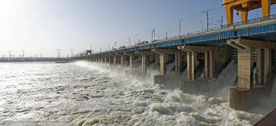 Когда сброс воды на волжской гэс 2018 график