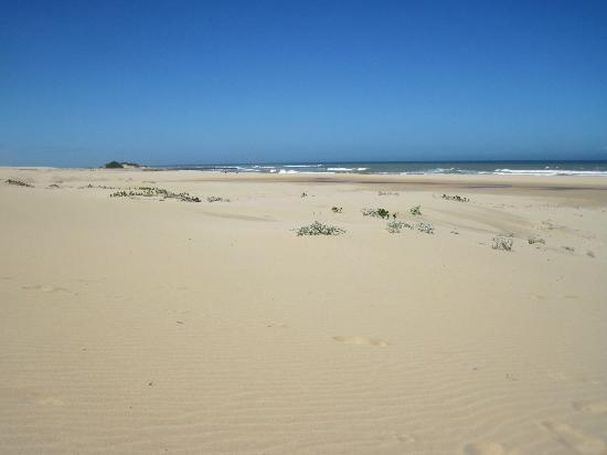 Fort D'Acre Reserve: The Beautiful Beach