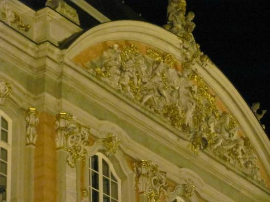 Kurfürstliches Palais: detail