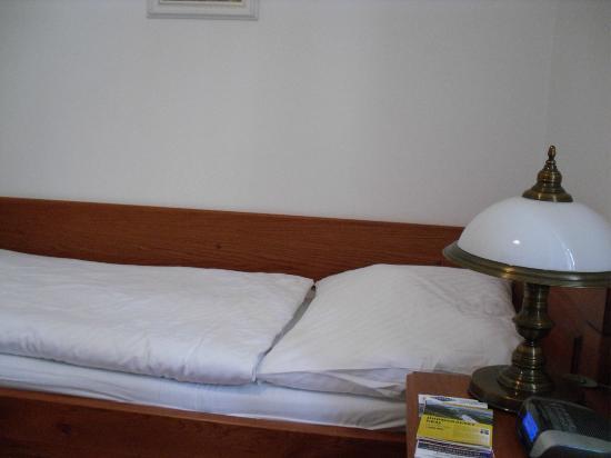 Hotel Pegas Brno: Room