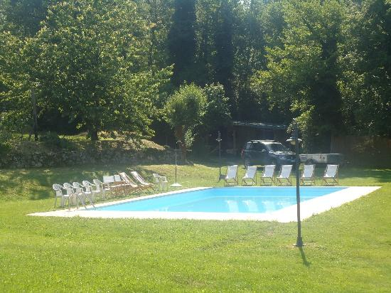 ‪‪Agriturismo Braccicorti‬: Had the pool to myself one day it was fantastic‬