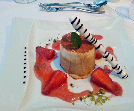 Dessert - Seevilla Freiberg