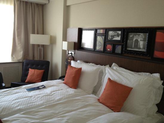 Radisson Blu Latvija Conference & Spa Hotel: Standard room