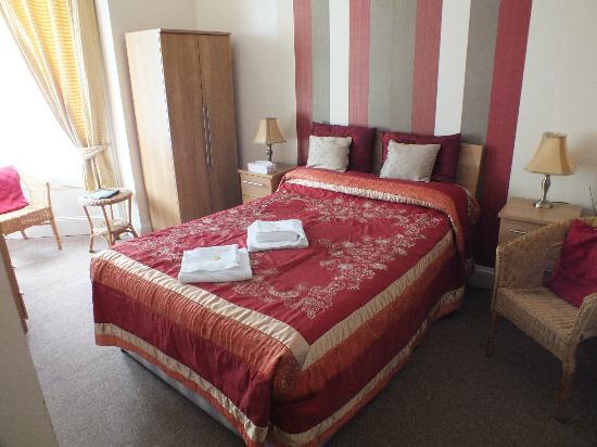 The Claremont Hotel: Bedroom view 1